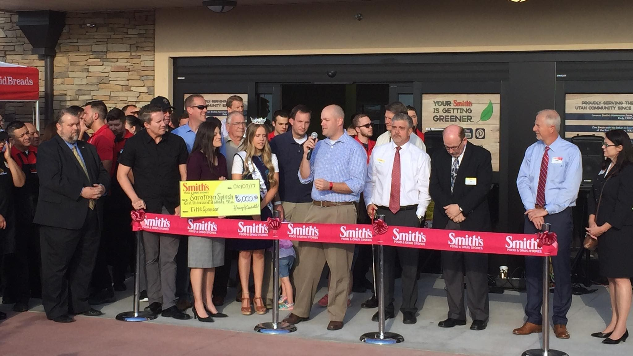 Smith's Grand Opening