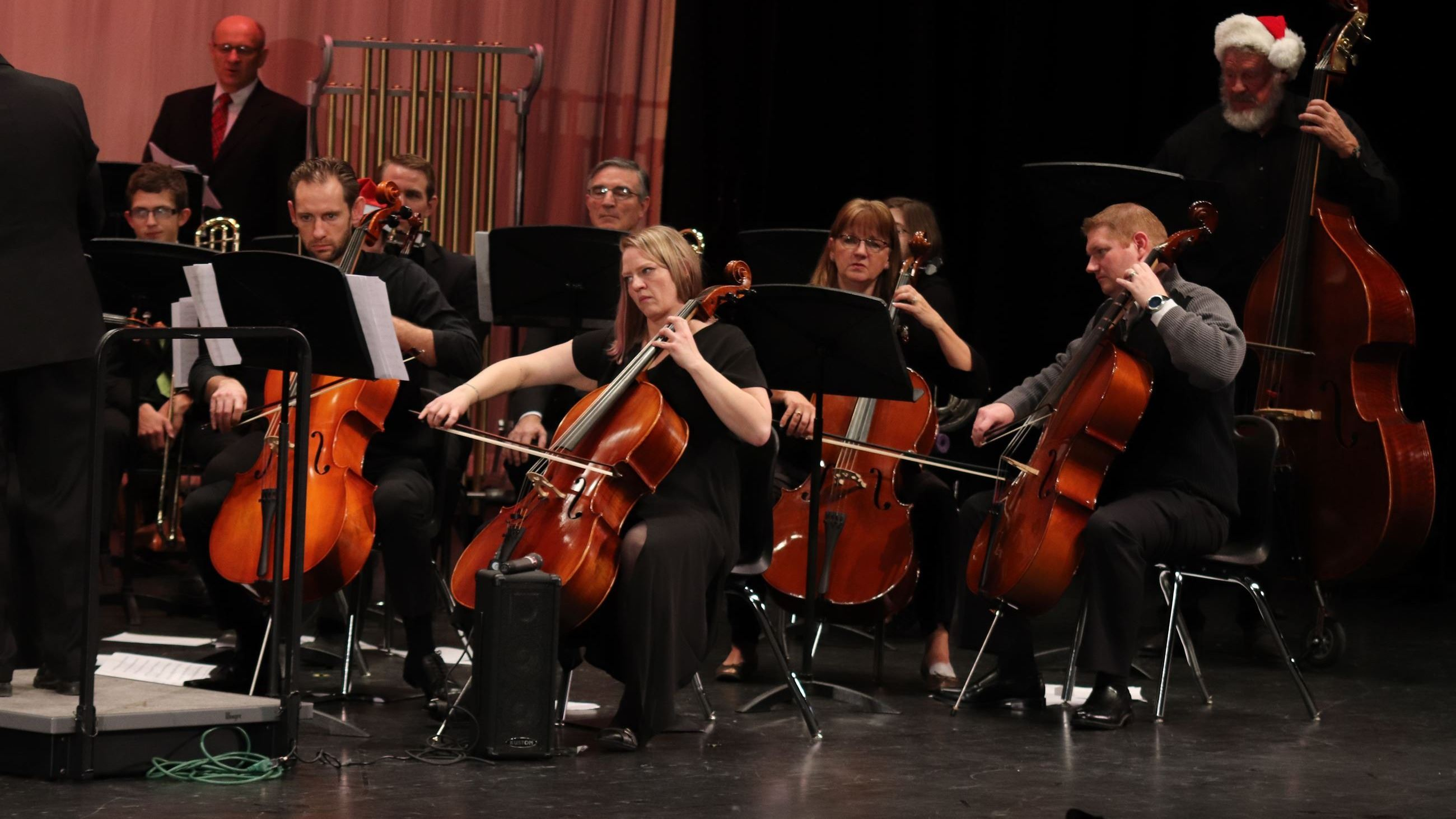 image of the Saratoga Springs orchestra